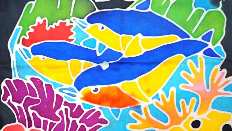 Batik Painting Workshop